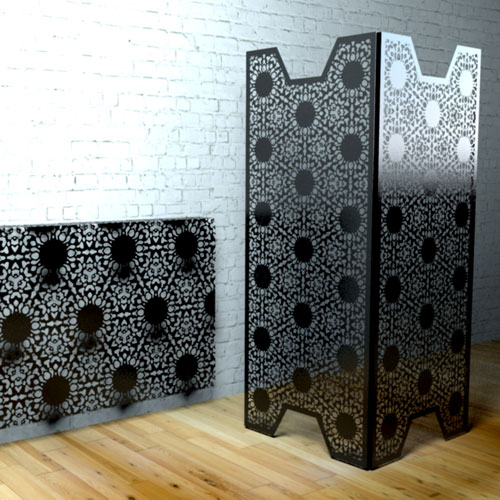 Black Lace just launched Radiator Cover