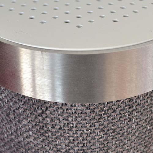 Warm Granite Radiator Cover