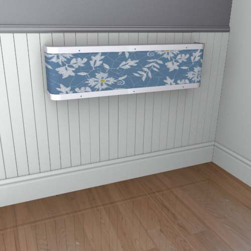 Daisy Lace Mantel 1 Radiator Cover